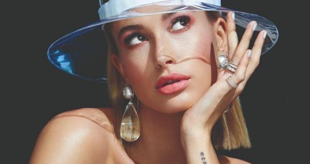 Hailey Baldwin realiza editorial para Vogue México