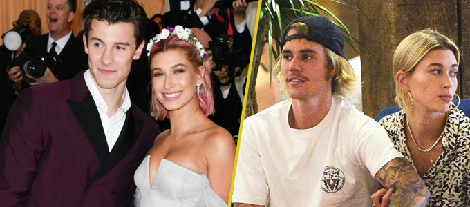 Shawn Mendes fala sobre Hailey Baldwin e Justin Bieber para Etalk