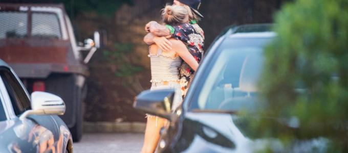 FOTOS & VÍDEOS: Hailey Baldwin e Justin Bieber em Sag Harbor, Nova York