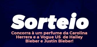 PROMOÇÃO: concorra a um perfume Carolina Herrera + Revista Vogue USA, edição de Fevereiro