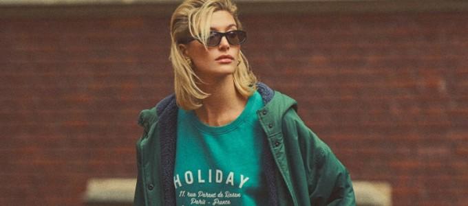 Hailey Bieber em editorial inspirado na Princesa Diana para Vogue Paris – Setembro 2019